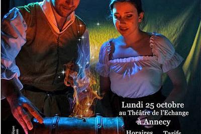 Les Coffres à raconter des Histoires à Annecy