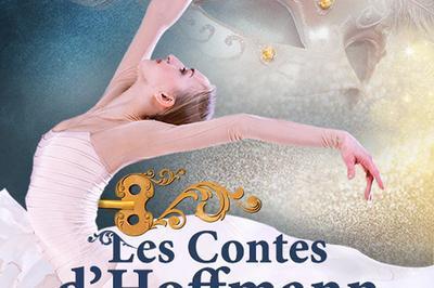 Les Contes D'Hoffmann Ballet-3 Act. à Lille