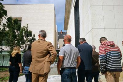 Les Coulisses De L'architecture Du Ccc Od à Tours