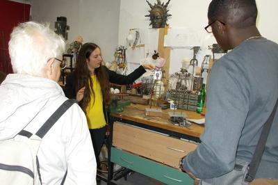 Les Coulisses Du Musée à Vaulx en Velin
