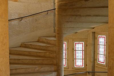 Les Coulisses Du Palais Ducal à Nevers