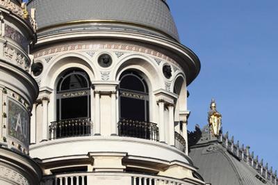 Les Coulisses Du Printemps à Paris 9ème