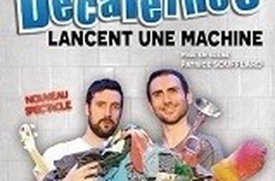 Les Decafeines Dans Les Decafeines Lancent Une Machine à Aix en Provence