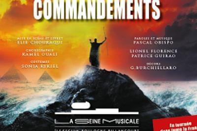 Les Dix Commandements à Boulogne Billancourt