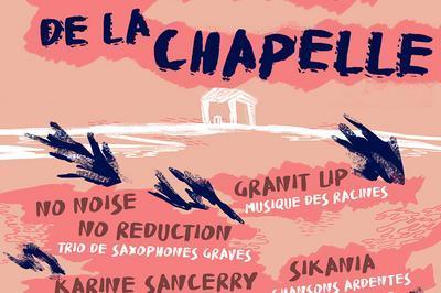 Les Echappées de la Chapelle à Mazeres sur Salat