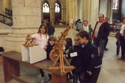 Les Engins De Levage : Ateliers Pour Enfants Et Adultes à Nevers