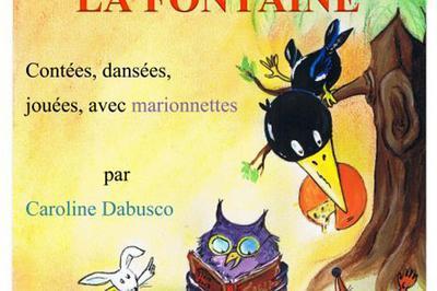 Les Fabuleuses Fables De à Clermont Ferrand