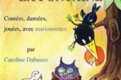 Les fabuleuses Fables de la Fontaine (3-10 ans) à Avignon