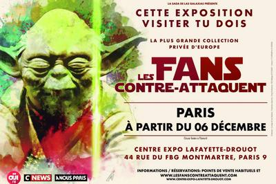 Les Fans Contre-Attaquent à Paris 9ème
