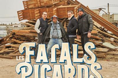 Les Fatals Picards à Nantes