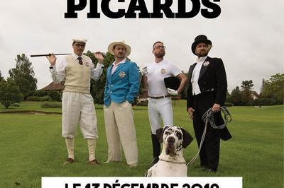 Les Fatals Picards à Strasbourg