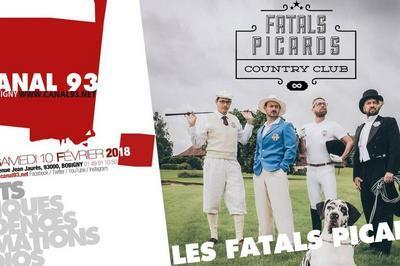 Les Fatals Picards à Bobigny