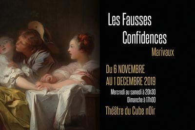 Les Fausses Confidences de Marivaux à Strasbourg