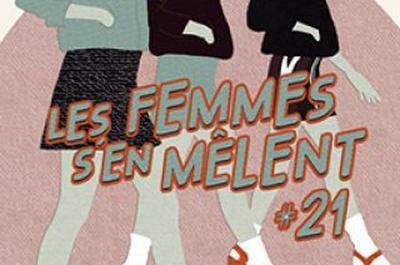 Les Femmes S'En Mêlent #21 à Saint Lo