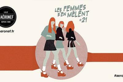 Les femmes s'en mêlent : Findlay + Evergreen à Lille