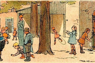 Les Folles Années De L'enseignement En Touraine (1920-1930) à Tours