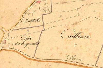 Les Fouilles Du Cimetière Paroissial De Saint Félix Et Les Tombes De La Croix Des Huguenots à Astaffort