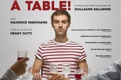 Les Gar?ons Et Guillaume, à Table à Tonnerre