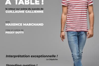 Les Garcons Et Guillaume A Table! à Paris 3ème