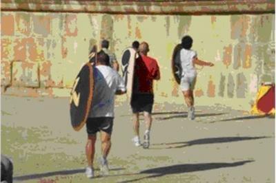 Les Gladiateurs Sont Dans L'arène ! à Bobigny