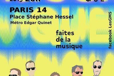 Les Gms And Friends En Live à Paris 14ème