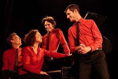 Les Goguettes En Trio (mais A 4) à Fresnes