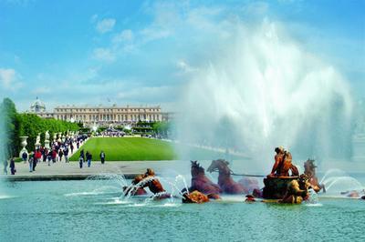 Les Grandes Eaux Musicales 2020 à Versailles