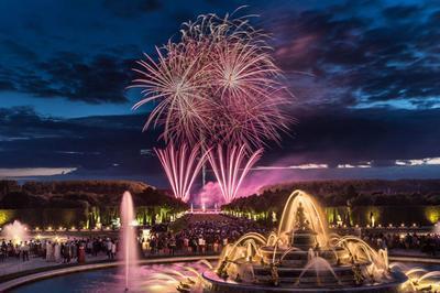 Les Grandes Eaux Nocturnes à Versailles