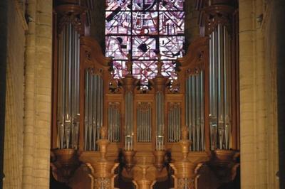 Les Grandes Orgues De La Basilique Notre-dame-d'espérance à Charleville Mezieres