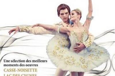 Les Grands Ballets Classiques à Dijon