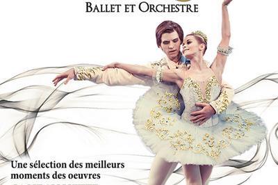 Les Grands Ballets Classiques à Grenoble