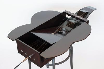 Les Guitares De Picasso Par Rémy Jacquier à Orléans