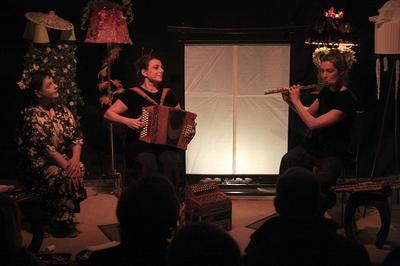 Les Haïkus Sonores / Laure Chailloux / Métalu A Chahuter à Beuvrages