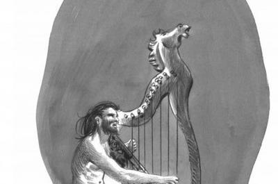 Les Hommes-Dieux, conte et musique à Concoret