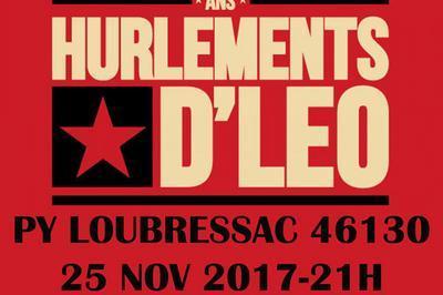 Les Hurlements D'Leo à Loubressac