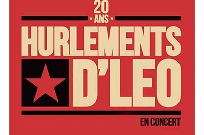 Les Hurlements D'Leo - Les 20 Ans! à Villeurbanne