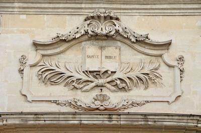 Les Images De La Réforme Catholique à Nimes