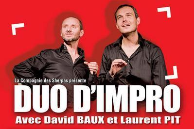 Les Instantanes Dans Duo D'Impro à Toulon