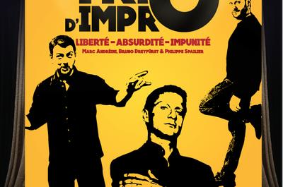 Les Instants Disjonctés - Trio d'impro à Dijon