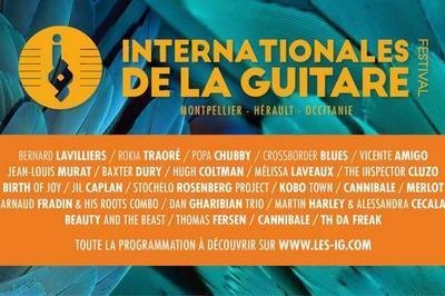 Les Internationales de la Guitare 2018