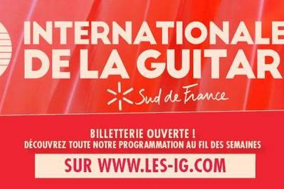 Les Internationales de la Guitare 2019