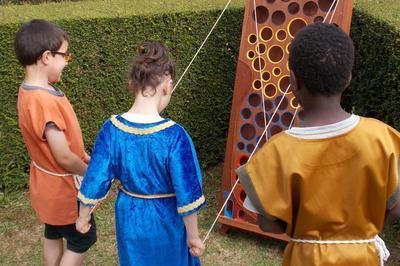 Les Jeux Au Moyen Âge à Bazoges en Pareds