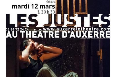 Les justes à Auxerre