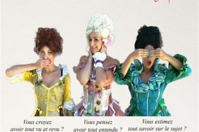 Les Ladies Lov Dans Délicieusement Scandaleuses à Cugnaux