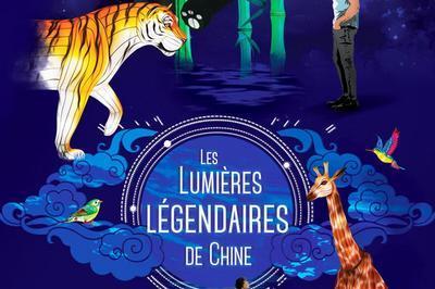Les Lumieres Legendaires De Chine à Marseille
