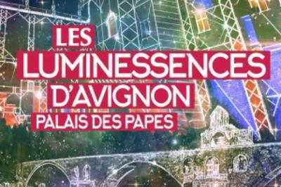 Les Luminessences à Avignon