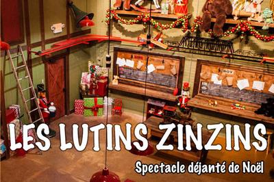 Les Lutins zinzins et le Père Noël par la Cie Lutins zinzins à Montauban