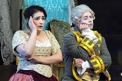 Carte Blanches Les Maîtres Sonneurs - Les noces de Figaro (Mozart) pour les enfants à Toulouse