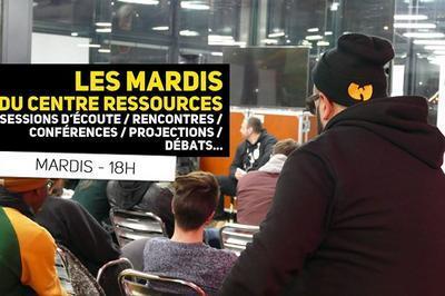 Les Mardis du Centre Ressources à Lille