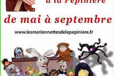 Les marionnettes de la Pépinière à Nancy